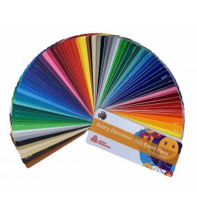 Kleurenwaaier Avery 500