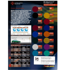 Kleurenkaart ELG 48000
