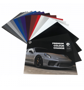 Kleurenwaaier Arlon PCC - Premium Colour Change