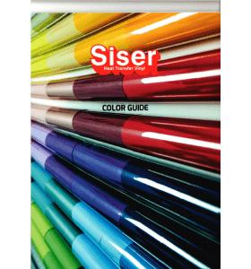 Kleurenkaart Siser