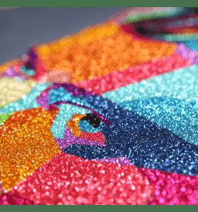 Poli-Flex - Pearl Glitter