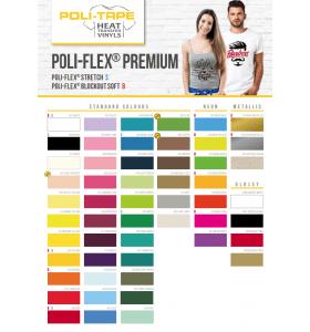 Kleurenkaart Poli-Flex Premium