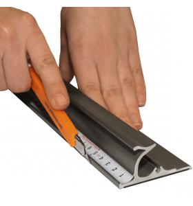 Safety Ruler Platin