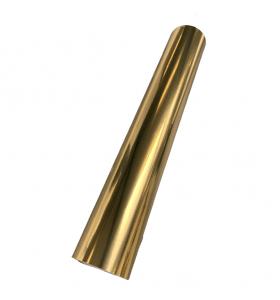 Spiegel Gekalanderd - Gold