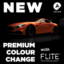Arlon Premium Colour Change