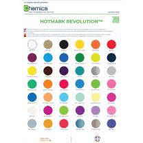 Kleurenkaart Chemica Hotmark Revolution