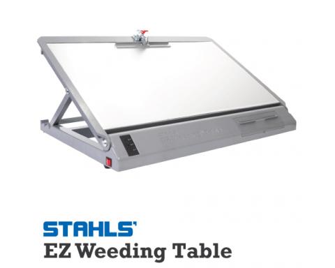 Stahls EZ Weeding Table