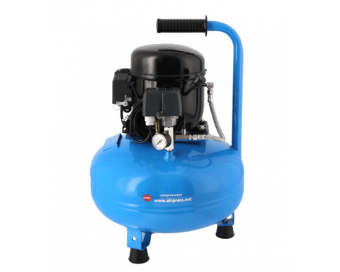 Airpress compressor L50 Silent (single)