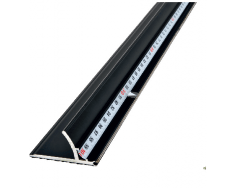 Safety Ruler X-Black