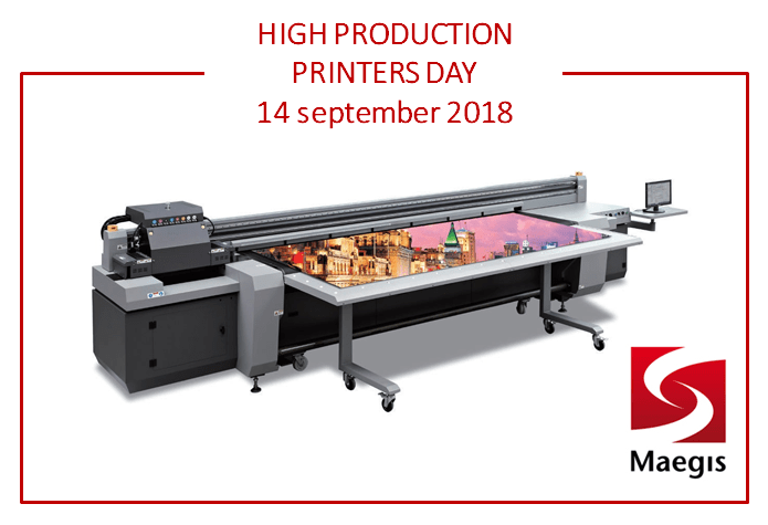 High Production Printers Day op vrijdag 14 september