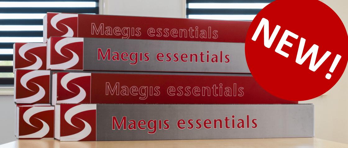 NIEUW! Maegis Essentials
