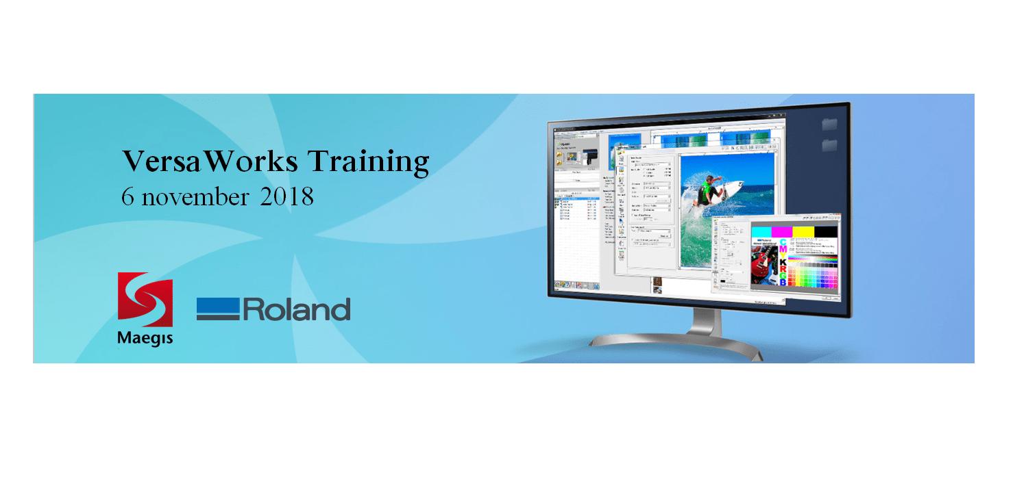 VersaWorks Training bij Maegis