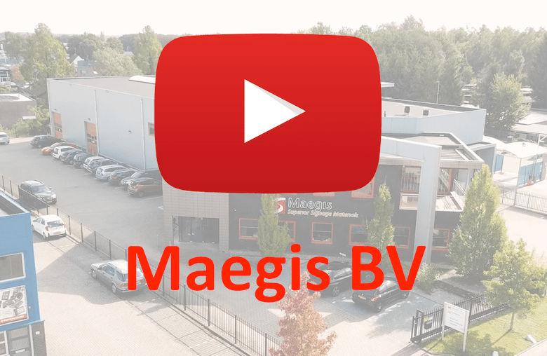 Maegis op YouTube!