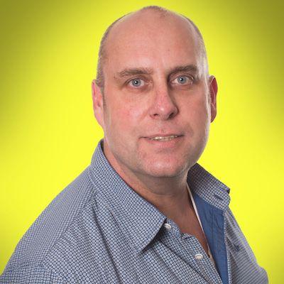 Carlo de Jager Commercieel medewerker