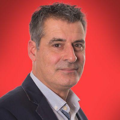 Giuseppe Peppino Diana Algemeen verkoopleider