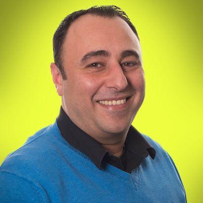 Isa Kazmac Accountmanager