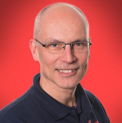 Marc Smit Logistiek medewerker
